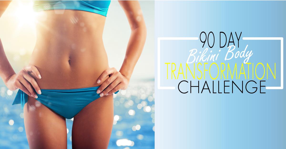 (dup) 90 Day Bikini Body Transformation Challenge Mobile - My Über Diet